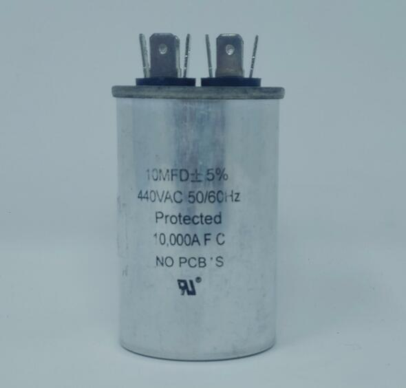 AIR CONDITIONER CAPACITOR 440V 10UF 10MFD CH