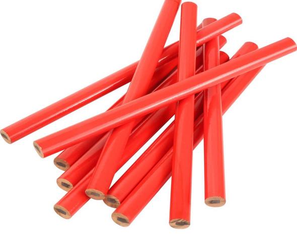 CARPENTER PENCILS TISONSTOOLS RED TT52009