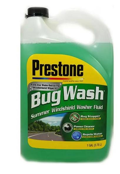 BUG WASH WINDSHIELD WASHER PRESTONE 1 GAL