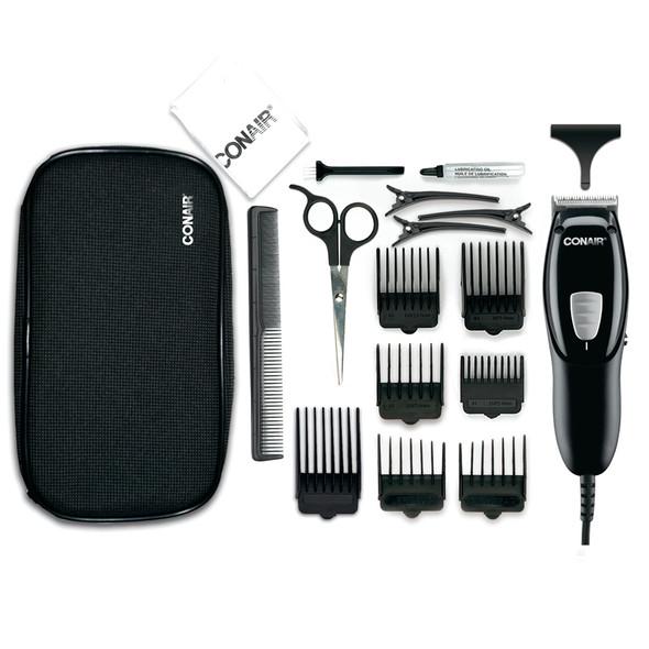HAIR CUTTING KIT CONAIR 18PCS HC918AC