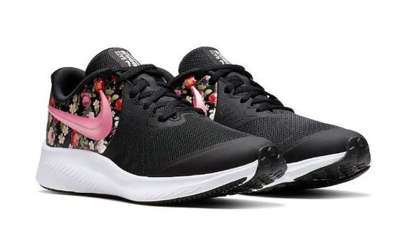 Footwear Nike Sneaker Start Runner Floral Black