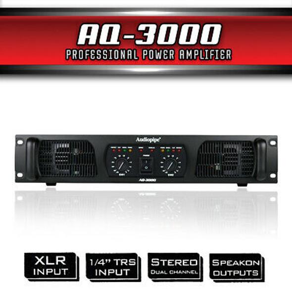 AMPLIFIER AUDIO PIPE AQ-3000 PRO