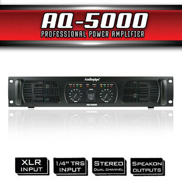 AMPLIFIER AUDIO PIPE AQ-5000 PRO