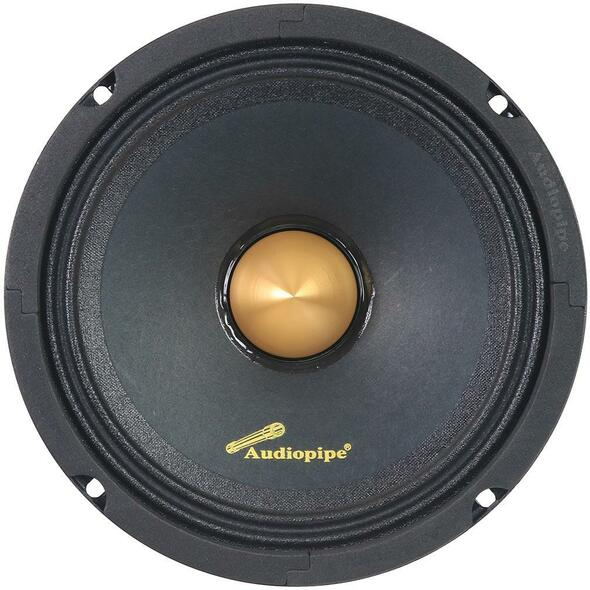 "SPEAKER AUDIO PIPE 6"" APMB-628PG YELLOW SOLD EACH"