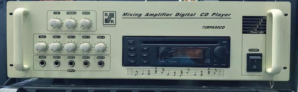 AMPLIFIER PA BLASTKING  I-72BPA90CD W/C.D 120W
