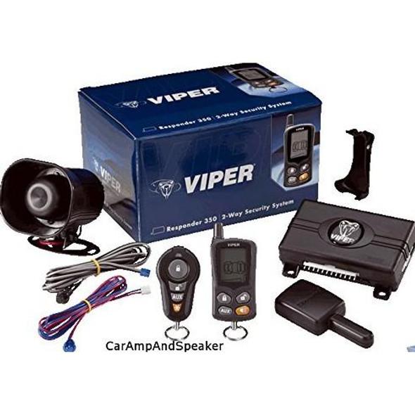 CAR ALARM VIPER 3305V RESPONDER 350