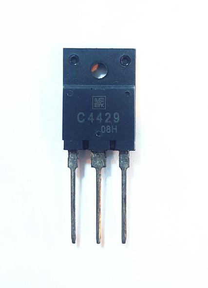 2SC 4429 ECGX 2597 B/K R1S8D#22