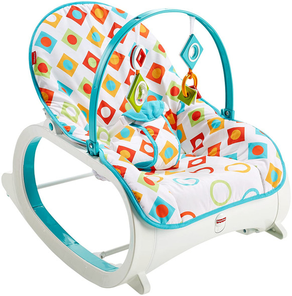 Baby Rocker Fisher Price Infant-Toddler