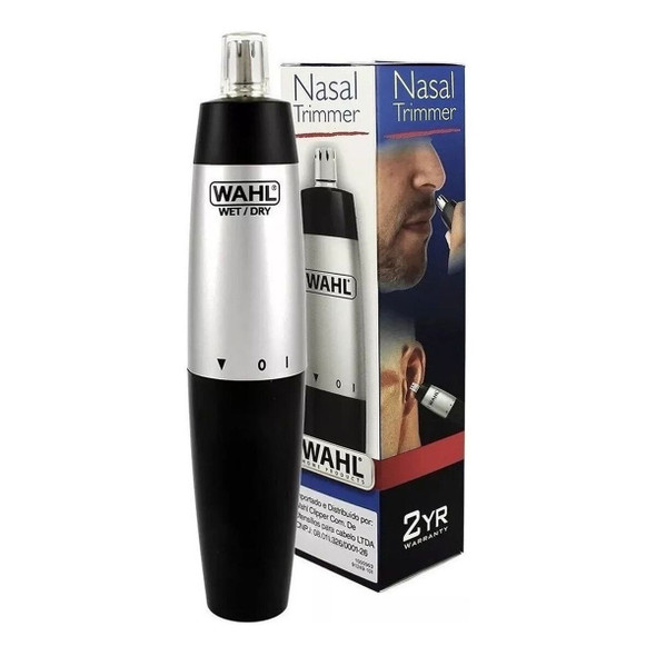 HAIR TRIMMER EAR & NOSE WAHL 05642-108 NASAL