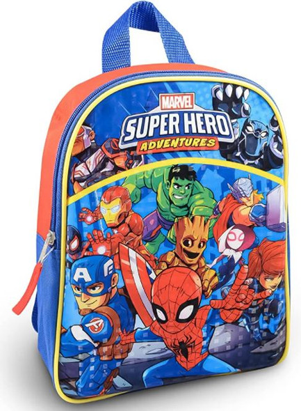 Backpack MARVEL Kids Mini with play pack