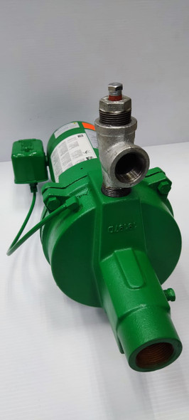 WATER PUMP MYERS 1HP HJ100S NO TANK & FITTINGS