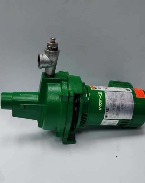 WATER PUMP MYERS 3/4 HP #HJ75S  NO TANK & FITTINGS