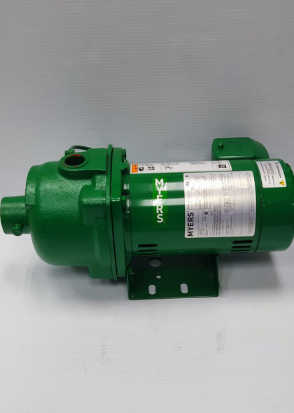 WATER PUMP MYERS HR50S 1/2HP 110/220 NO TANK & FITTINGS