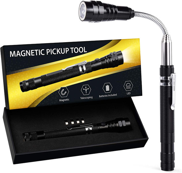 Magnetic Pickup Tool LED
