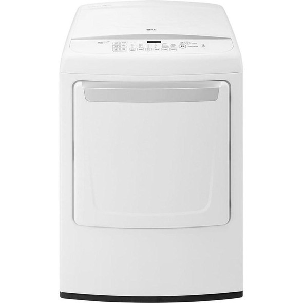 DRYER LG DLE1501W ELECTRIC WHITE