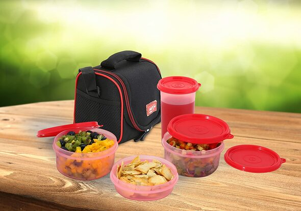 Lunch Bag & Bowl Set Milton