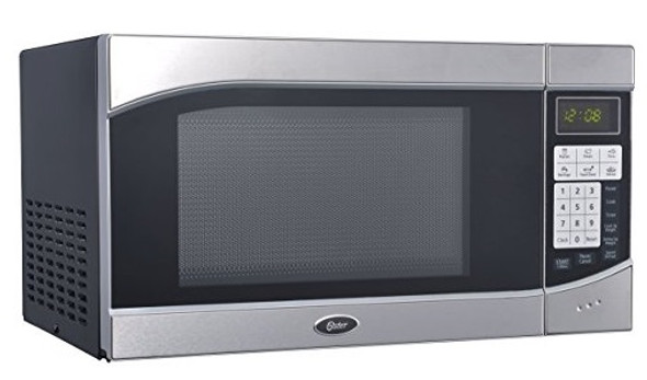 MICROWAVE OSTER 0.9 CF OGH6901 STAINLESS STEEL