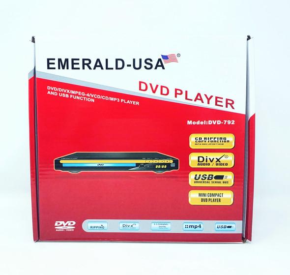 DVD EMERALD-USA DVD-792 WITH DVD