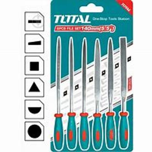FILE SET 6PCS TOTAL THT91462