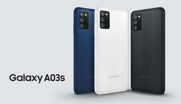CELLPHONE SAMSUNG GALAXY A03S 64GB SM-A037M/DS