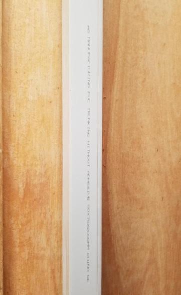 TRUNKING 50MM X 75MM PVC 9.5FT NO BRAND