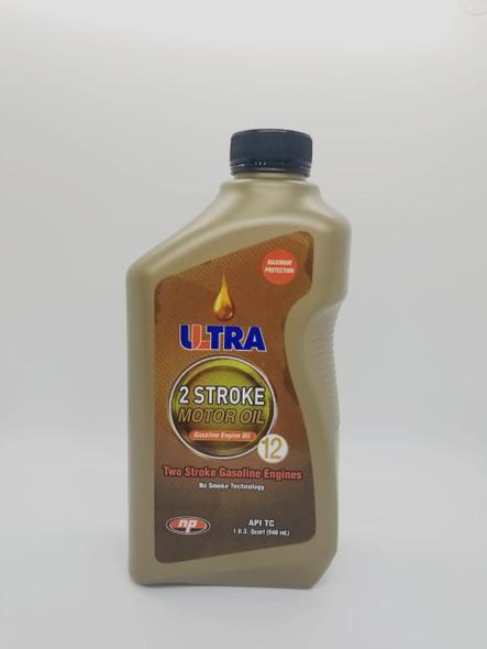 OIL ULTRA NP 2 STROKE MOTOR GAS 1 QTS