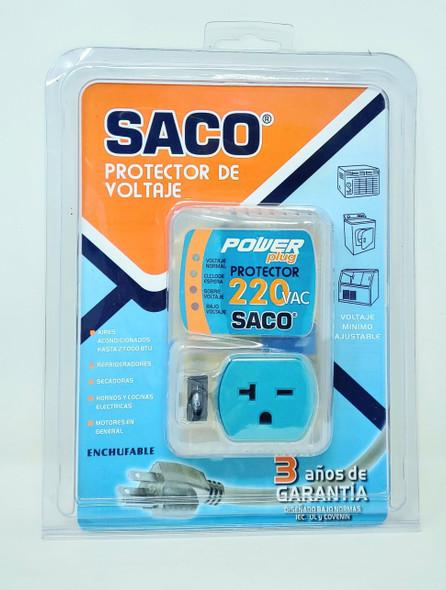 ADAPTER VOLTAGE SACO FR-10678 220V