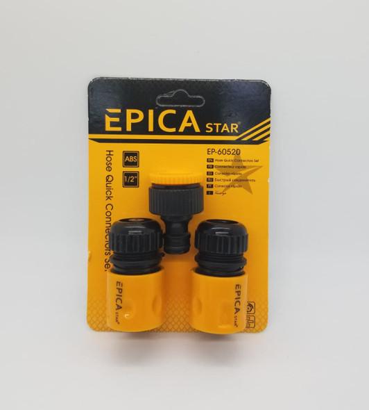 HOSE NOZZLE SET 3PCS EPICA STAR EP-60520