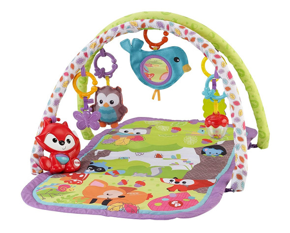 Baby Activity Gym Fisher Price 3-in-1 Musical