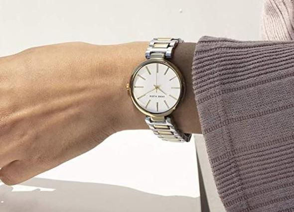Watch Anne Klein AK/2787SVTT Two-Tone Bracelet