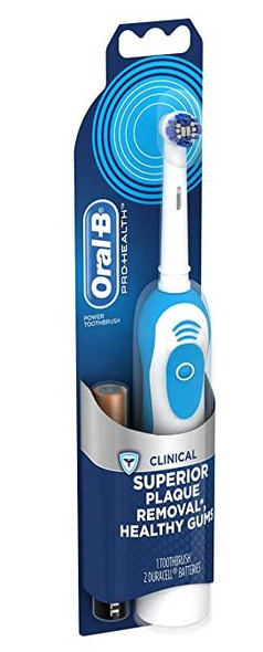Toothbrush Oral-B Battery Powered Electric