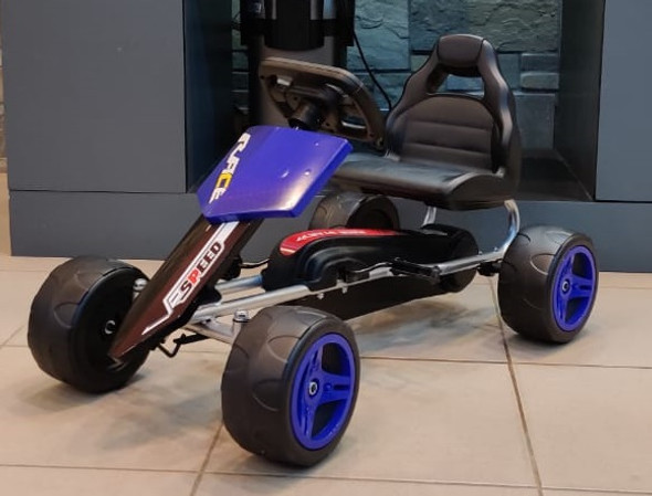TOY GO CART PEDDLE TYRE GM-PC06 RACE SPEED