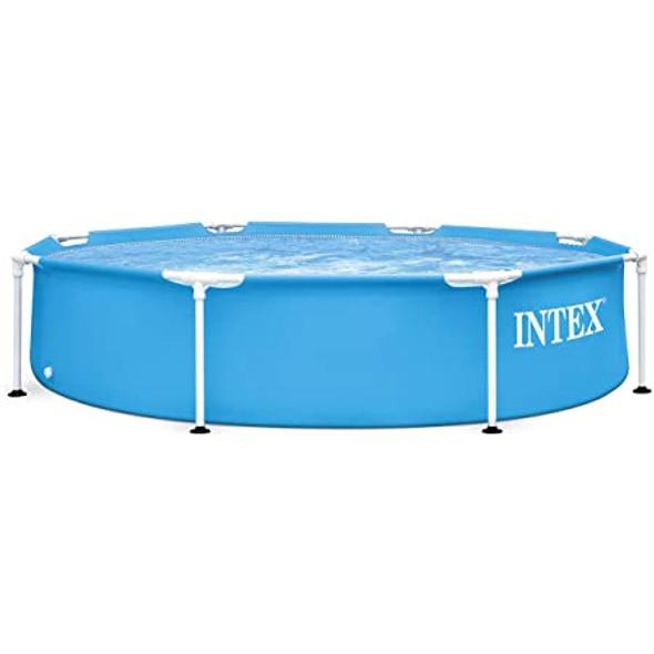 "POOL INTEX 28205NP 8' X 20"" METAL FRAME 2.4M"