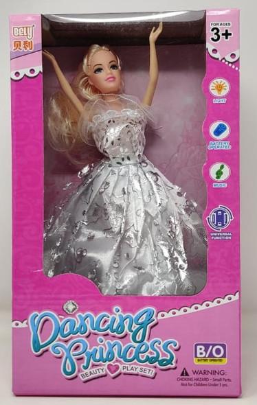 Toy Dancing Princess Beauty Play Set F-35