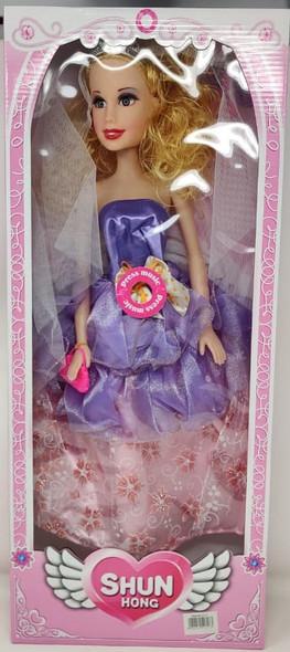 Toy Shun Hong Everlasting Friendship Doll F-17