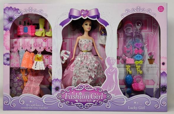 Toy Fashion Girl Sweet Baby Doll F-224