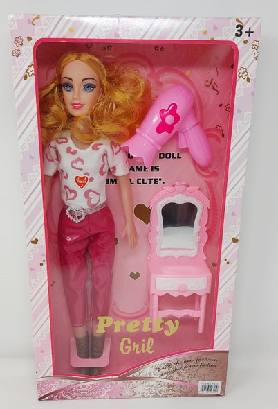 Toy Pretty Girl F-231