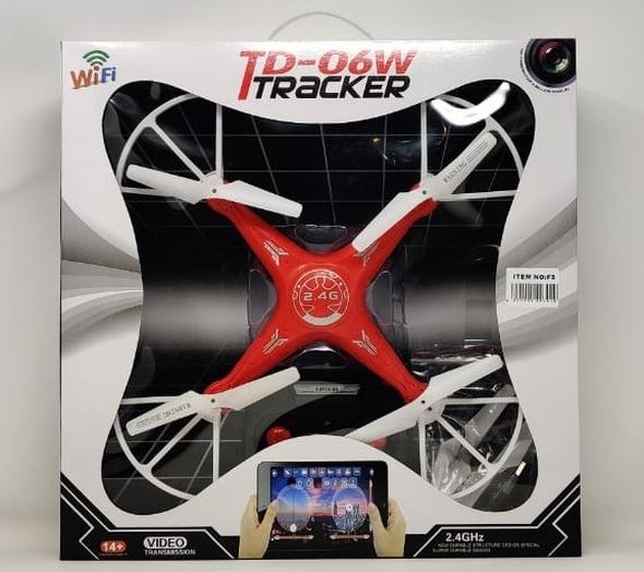 Toy TF-06w Tracker Drone F5