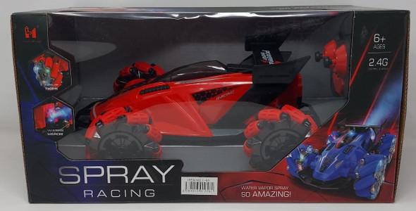 Toy Spray Racing Water Vapor Spray So Amazing Car Remote Control F-65