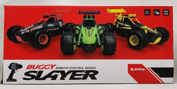 Toy Buggy Slayer Cross-Country Remote Control Series F-106