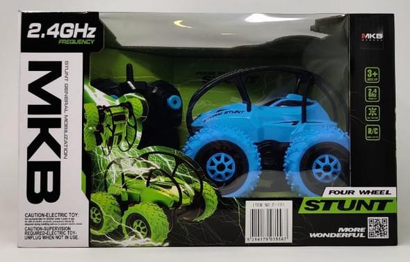 Toy MKB Four Wheel Stunt Car Remote Control F-191