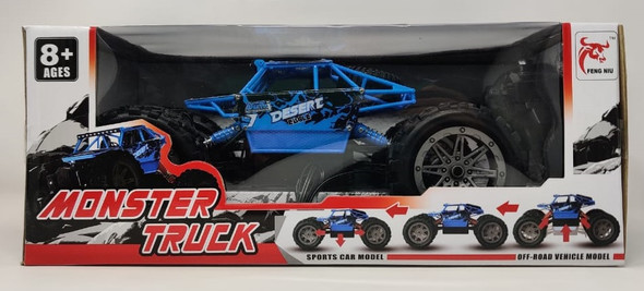 Toy Monster Truck  Car Remote Control F-55