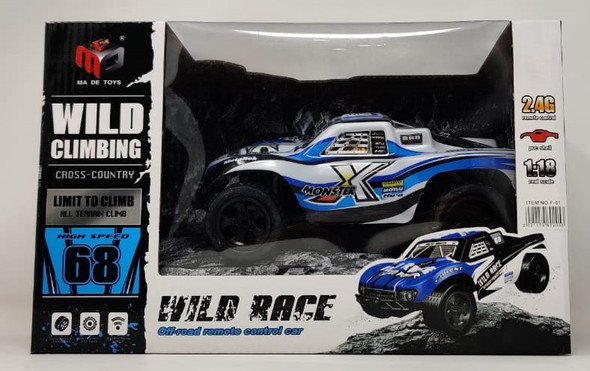 Toy Wild Race Wild Climbing Off-Road Cross-Country Remote Control F-81