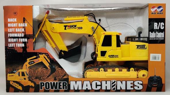 Toy Power Machines Remote Control F-89