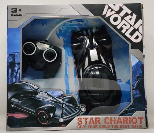 Toy Star World Star Chariot Car Remote Control F-12