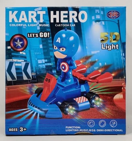 Toy Kart Hero 5D Light F-163