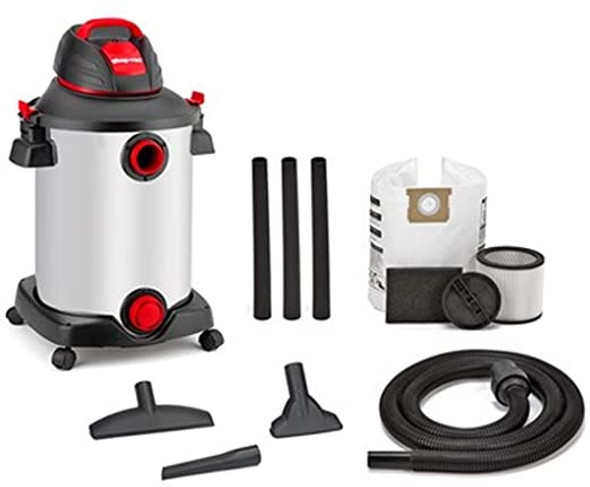 VACUUM CLEANER SHOP VAC 549713 12GAL WET&DR