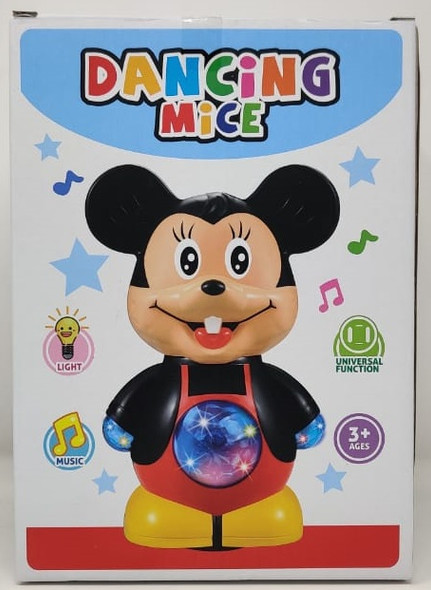 Toy Dancing Mice 360 Rotation Function F-183