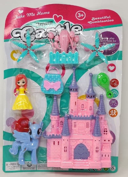 Toy Dream Castle Take Me Home F-165
