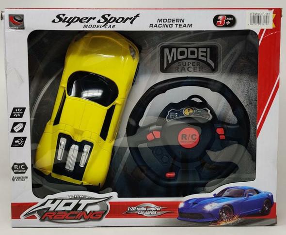Toy Hot Racing Super Sport Model Car F-161